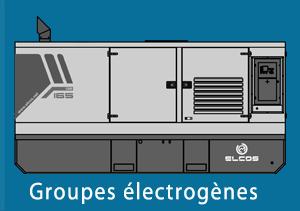 Groupes électrogènes Elcos