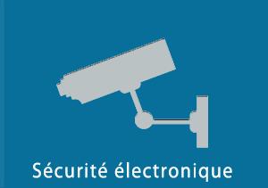 sécurité électronique, vidéosurveillance, camera ip